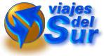 Logo: Viajes del Sur: Guía Turística de Vacaciones en Merlo, Traslasierra y Calamuchita