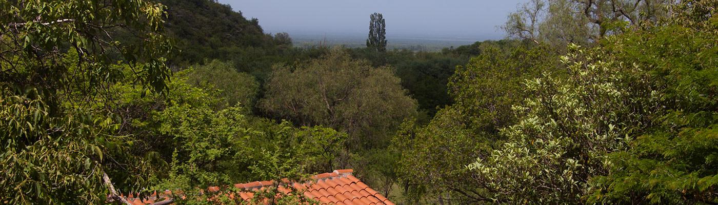 Espectacular Campo con Casa en Traslasierra.